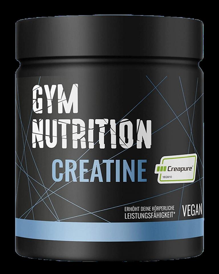 Gym Nutrition Creatin Creapure