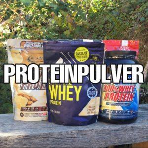 Proteinpulver Eiweißpulver Vergleich
