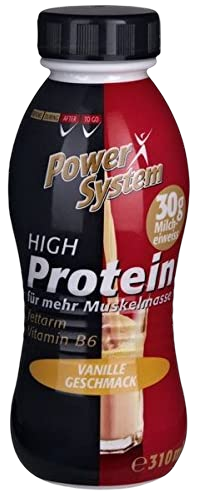 Power System High Protein Shake