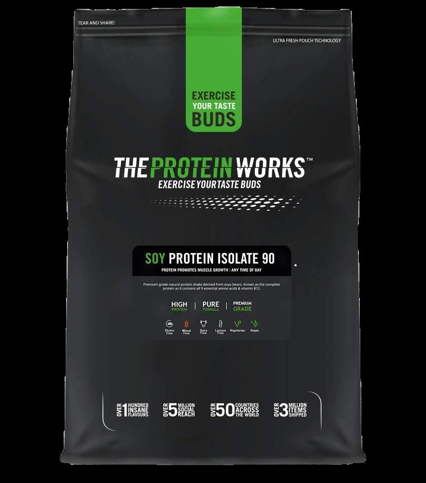 TheProteinWorks Test & Erfahrung.