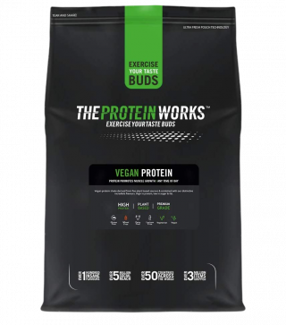 The Protein Works Vegan Protein