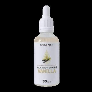 Bodylab24 Flavour Drops im Geschmack Vanille