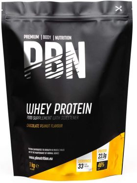 PBN Whey Protein Nutrition