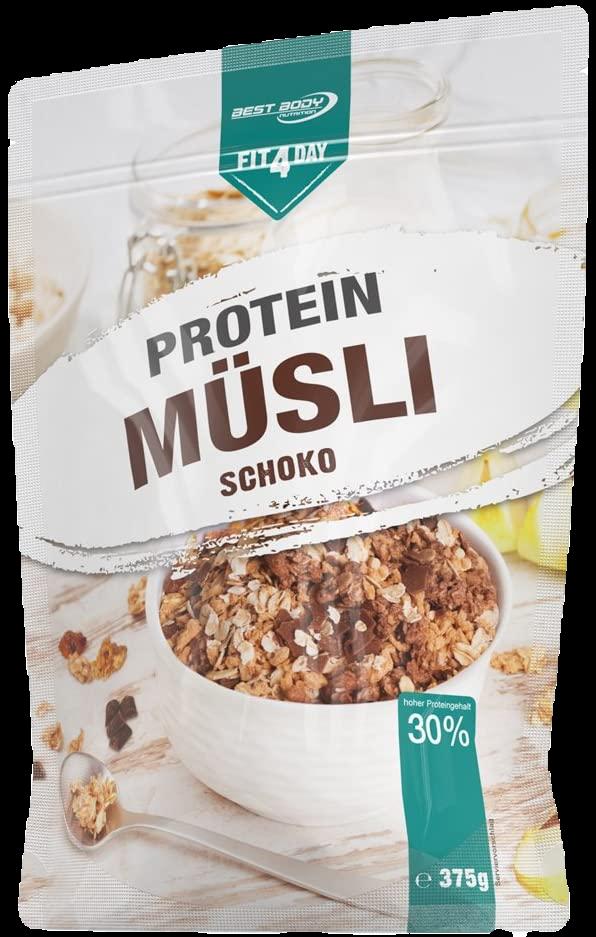 Proteinmüsli Vergleich