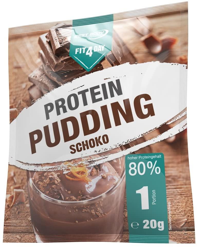 Protein Pudding Test & Vergleich