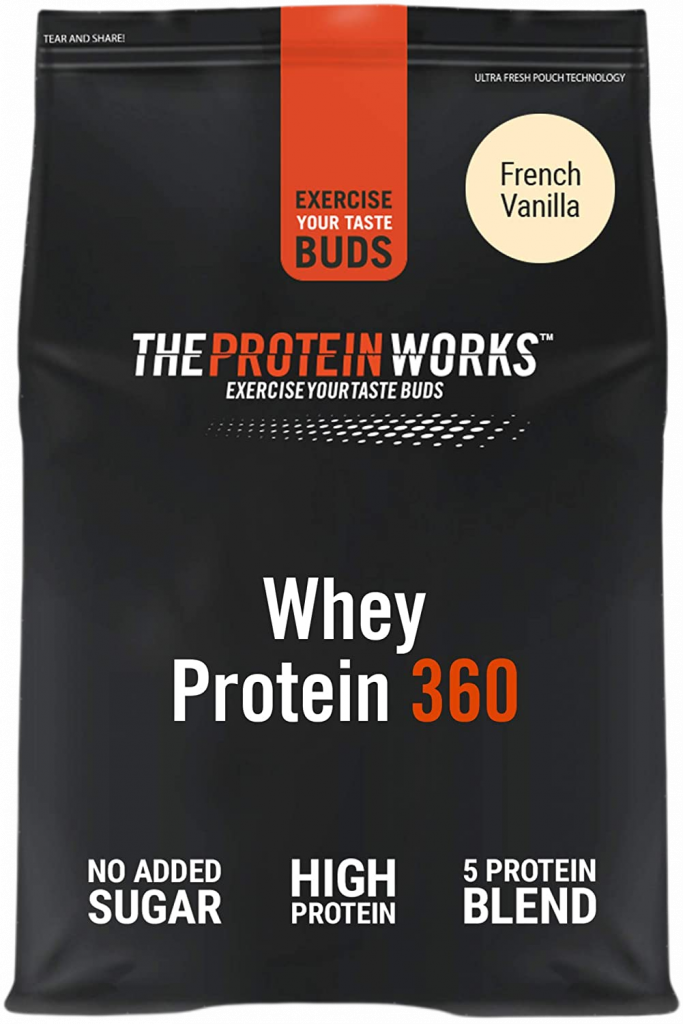 The Protein Works Whey Protein 360