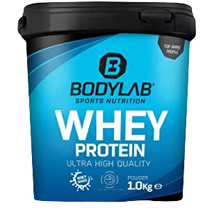 Bodylab24 Whey Protein in einer 1kg Box