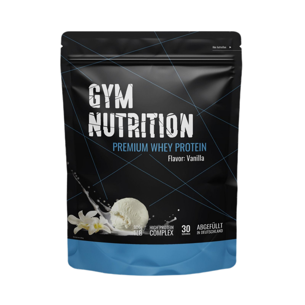 Gym Nutrition Premium Whey Protein