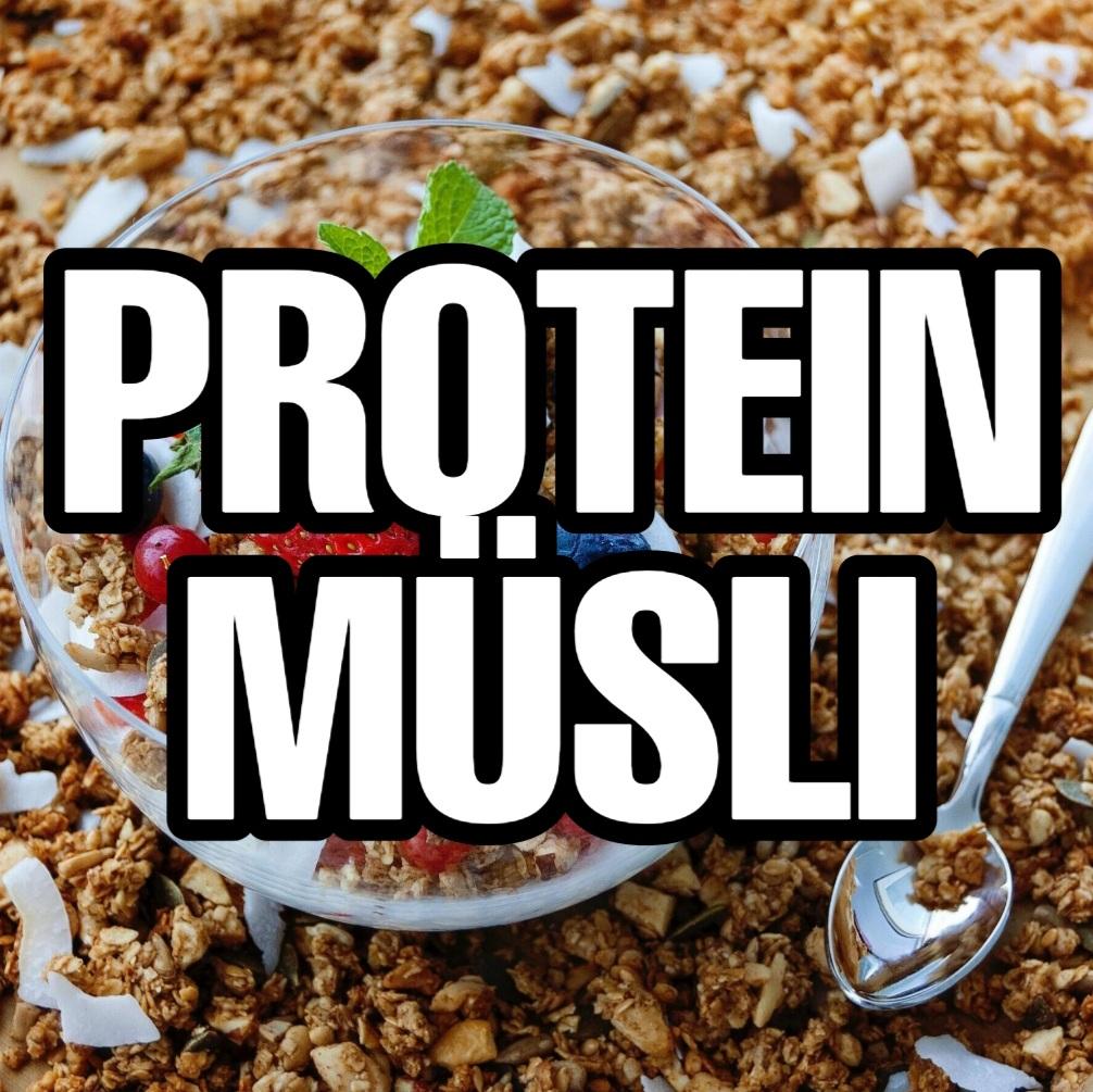 Protein Müsli Test & Vergleich 2021