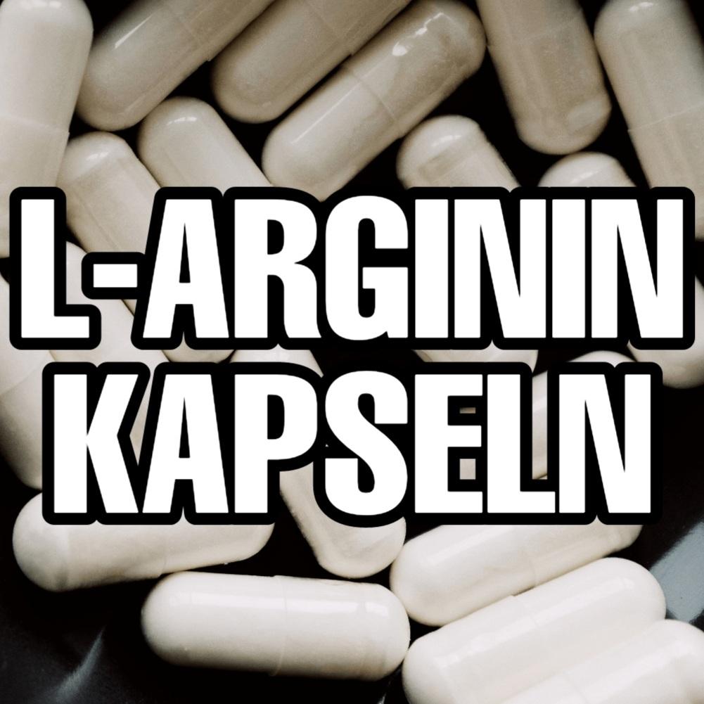 L-Arginin Test & Vergleich