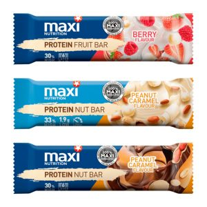 maxi Nutrition Proteinriegel Test & Vergleich