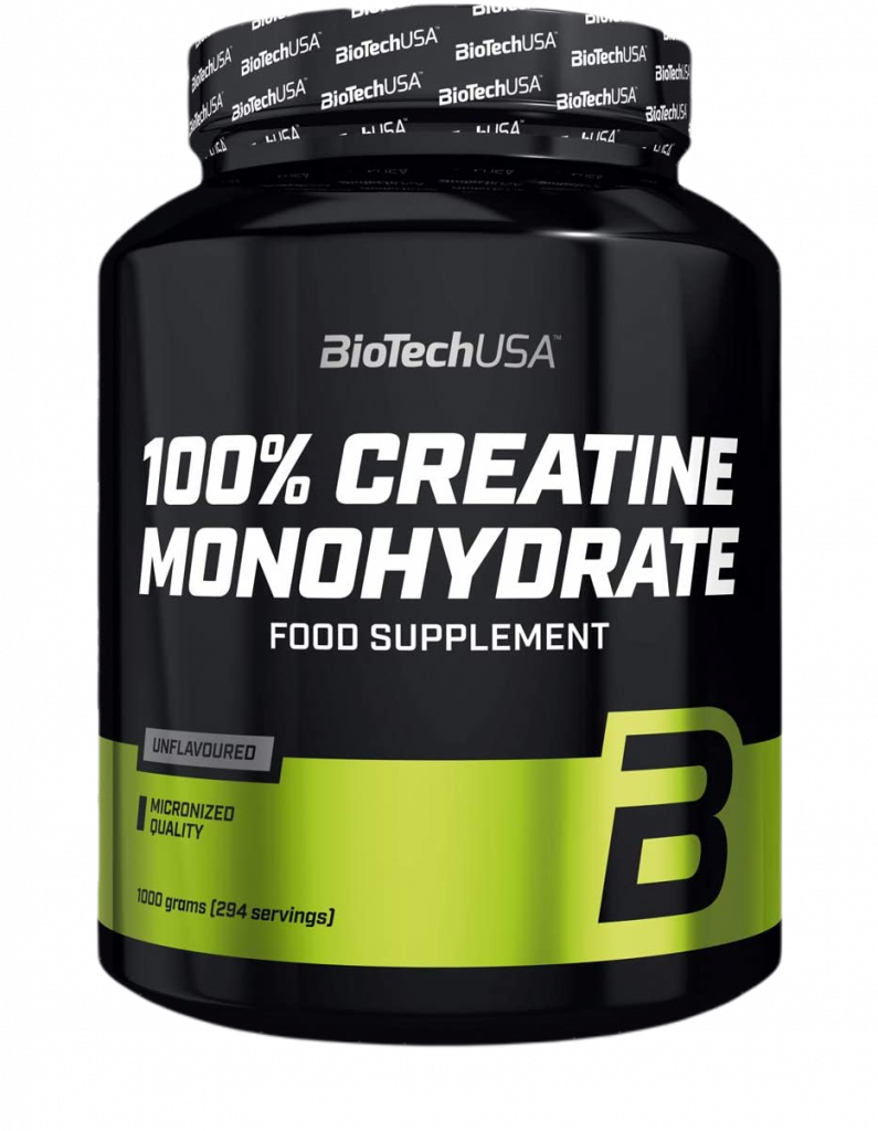 BioTechUSA Creatine Monohydrate Test & Vergleich