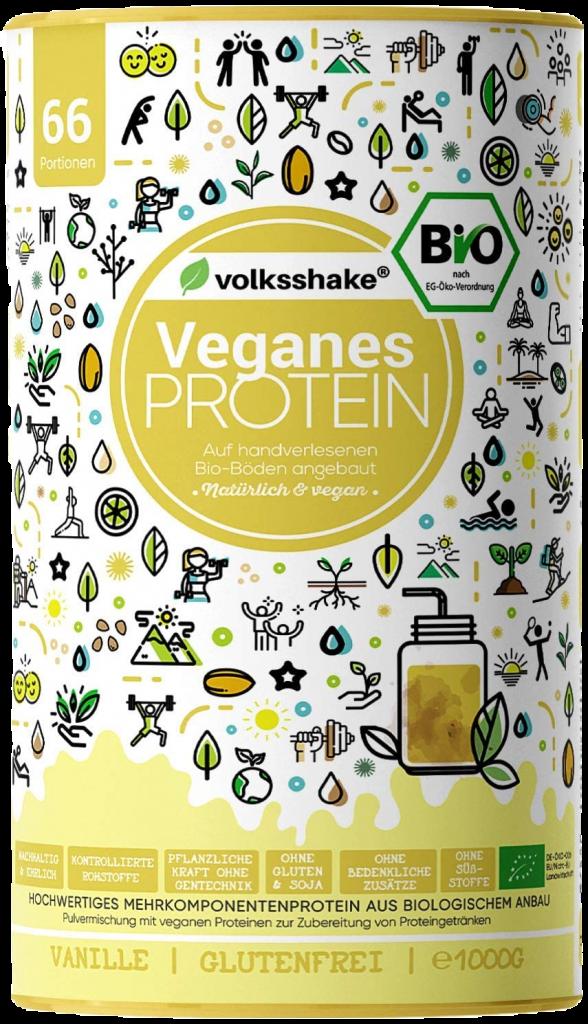 Vegan Protein Test & Vergleich