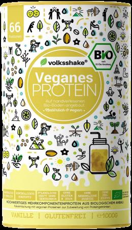 Vegan Protein Volksshake
