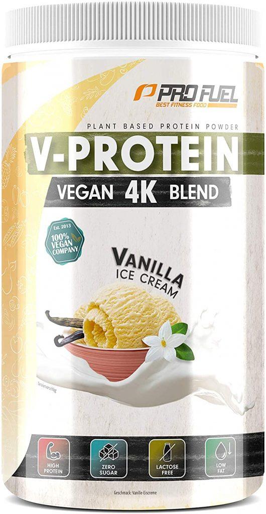 Pro Fuel Vegan Protein Test & Vergleich