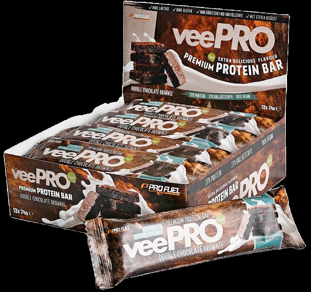 Pro Fuel Vegan Proteinriegel Test & Vergleich