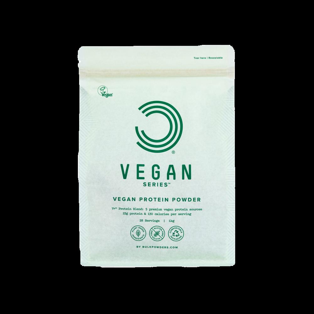 Bulk Powders Vegan Protein Test & Vergleich