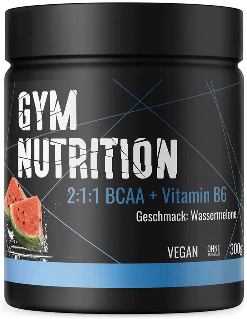 Gym Nutrition BCAA + Vitamin B6
