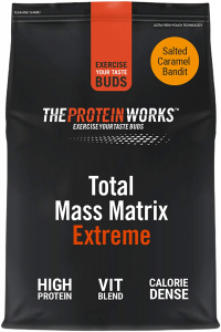 The Protein Works Total Mass Matrix