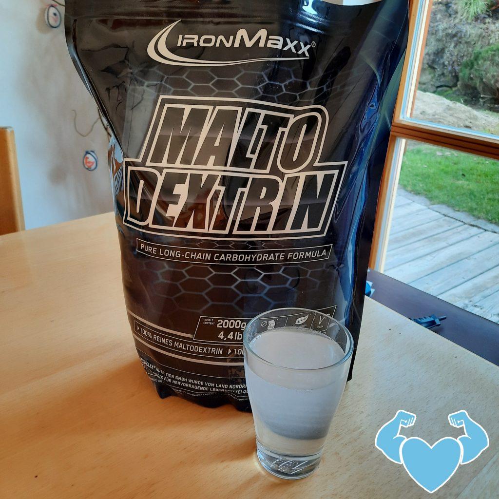 IronMaxx Maltodextrin Pulver