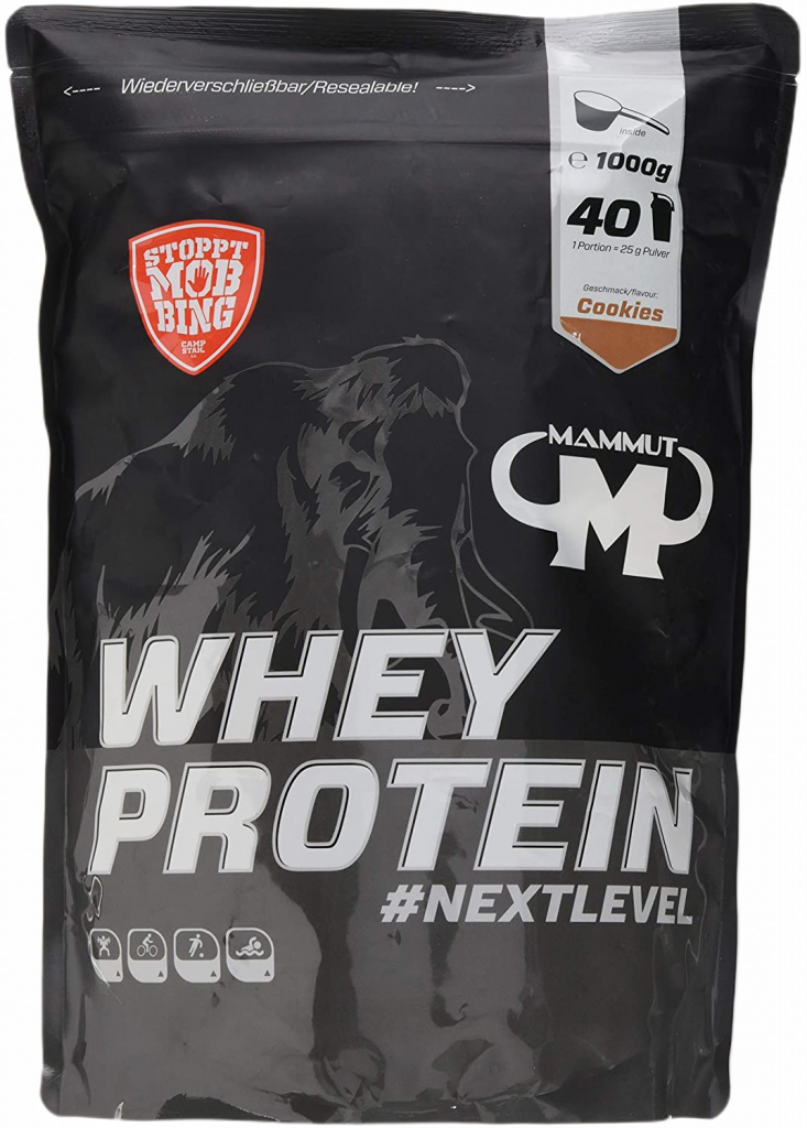 Mammut Nutrition Whey Protein