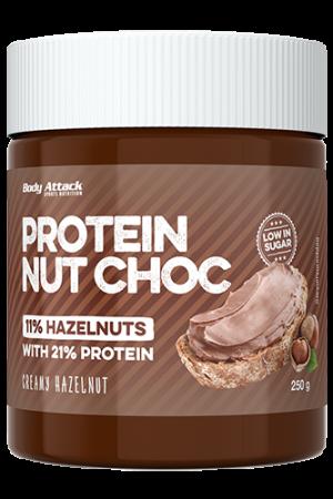 Body Attack Protein Nut Choc