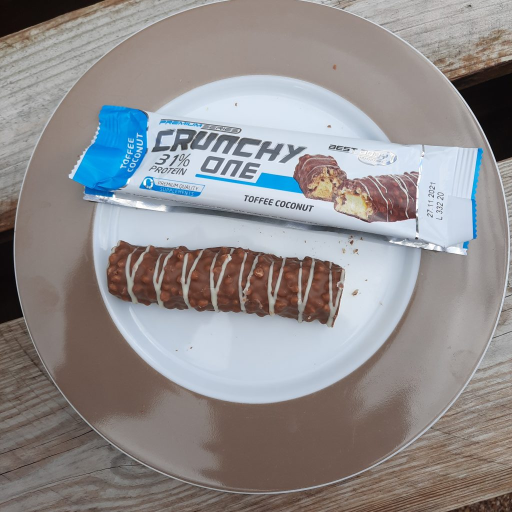 Best Body Nutrition Crunchy One Eiweißriegel