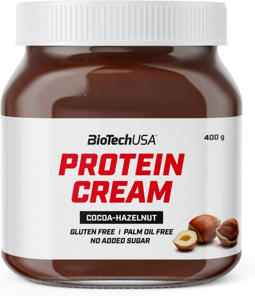 BioTechUSA Protein Creme