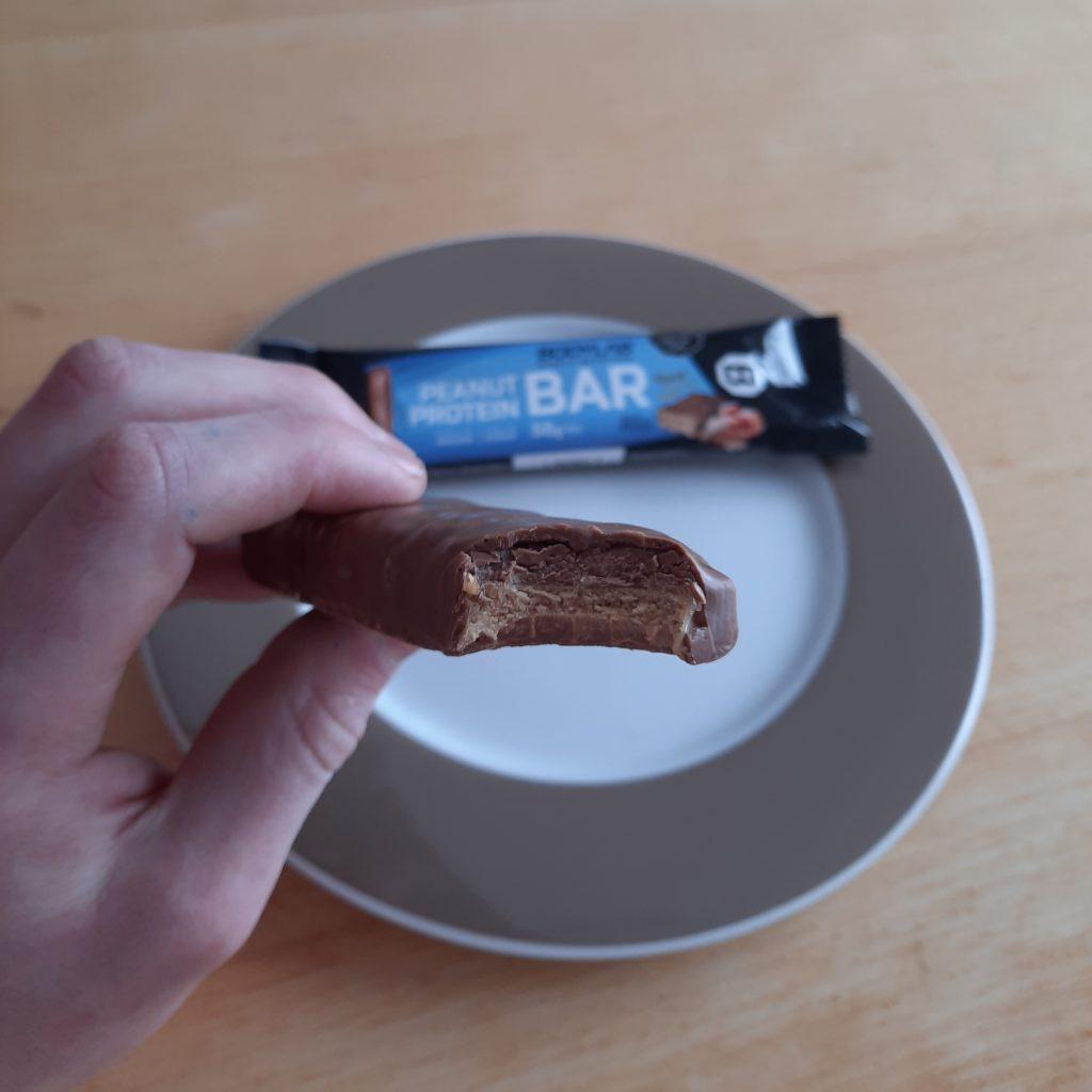 Peanut Protein Bar Riegel