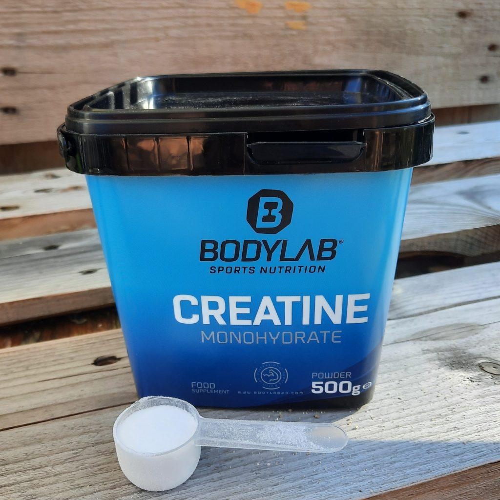 Creatin Pulver Monohydrat