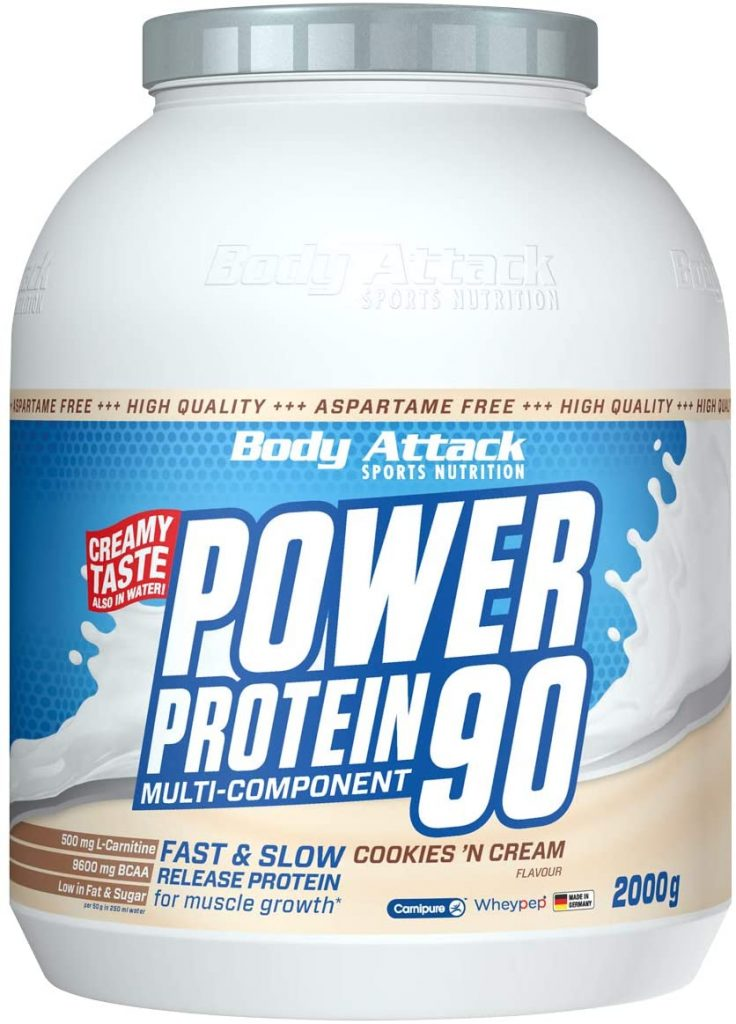 Power Protein 90 Body Attack